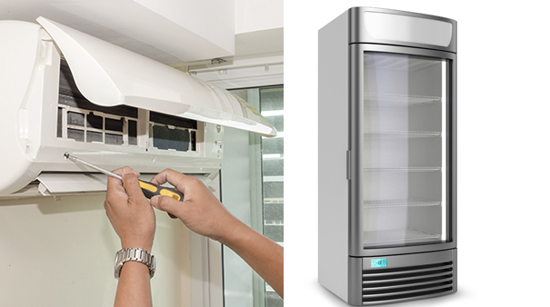 aircon & refrigerator service and repair